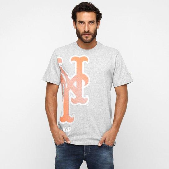 Camiseta New Era MLB Reticula 21 New York Mets - Compre Agora  7d8c6ced450