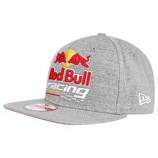 Boné New Era Red Bull 950 Of Sn Face a13c44f92c5