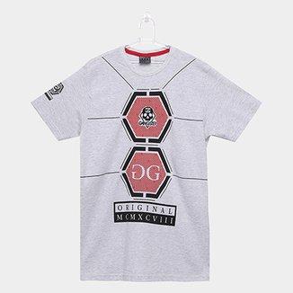 20704b5739 Camiseta Infantil Gangster Masculina