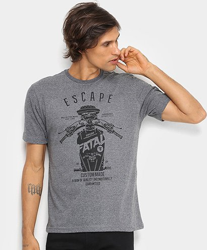 Camiseta Fatal Escape Masculina