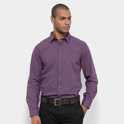 Camisa JAB Manga Longa Masculina