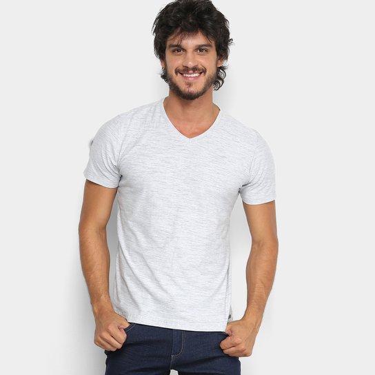 a9f18f9e6 Camiseta Manga Curta Kohmar Flamê Masculina - Mescla | Netshoes