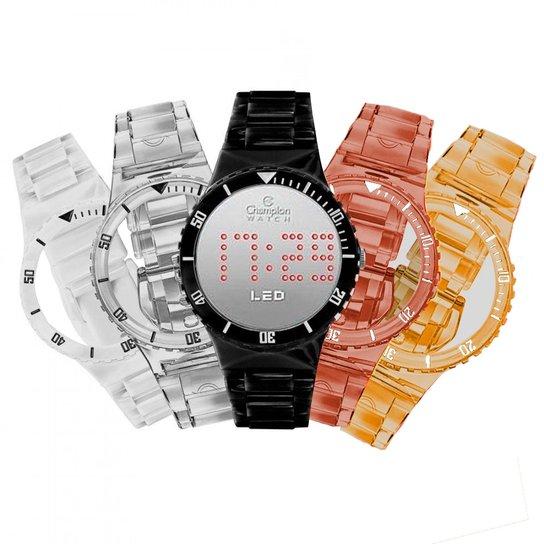1a482c03d35 Relógio Champion Multipulseiras Led Kit - Compre Agora