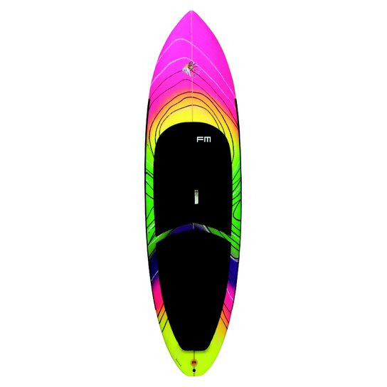dfc6f3246 Prancha Fm Surf Stand Up Paddle Stone II 9.4 - Colorido