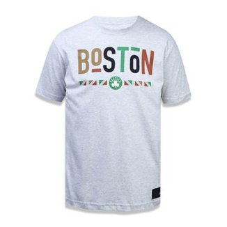 01c50f441e Camiseta Boston Celtics NBA New Era Masculina