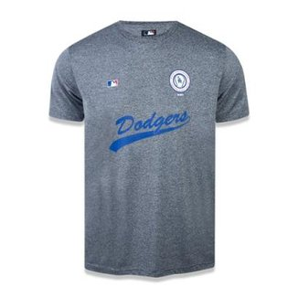 d4964f94458f5 Camiseta Los Angeles Dodgers MLB New Era Masculina