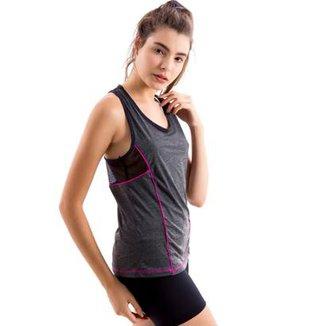 ced19eb1c05f7 Regata Nadador DryFit Íon Fitness Feminina