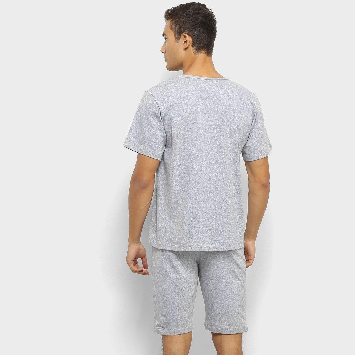 Foto 2 - Pijama Be Cciolo Love Masculino