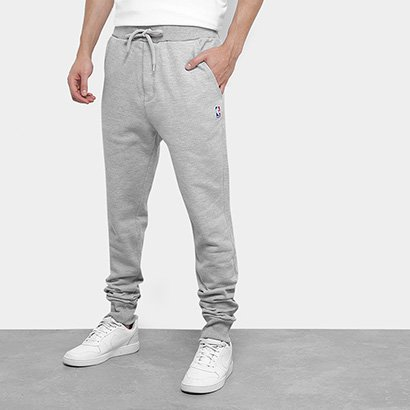 Calça Moletom NBA Block Color Masculina