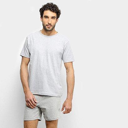 Conjunto Pijama Jimmiy'z Longo Básico Masculino