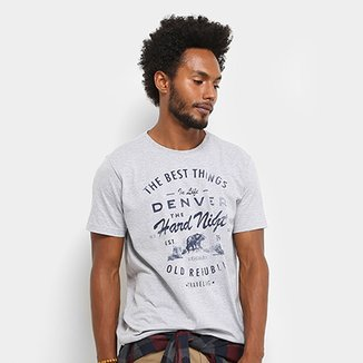 Camiseta Treebo Hard Night Masculina