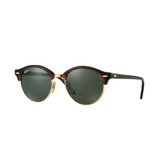 0770978dbd5ce Óculos de Sol Ray-Ban ClubRound