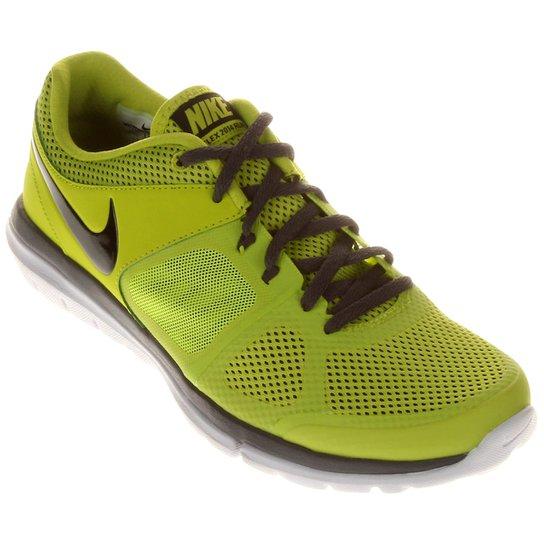 98e4edd7 Tênis Nike Flex 2014 RN MSL - Verde Limão