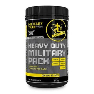 Heavy Duty Military Pack 30 Packs - Midway