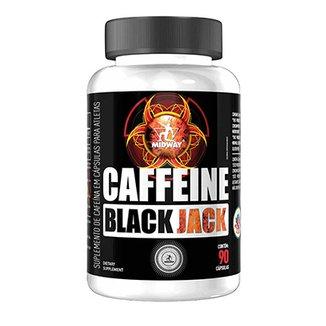 897f9bce8 Termogênico Cafeína Black Jack Midway 90 Cáps