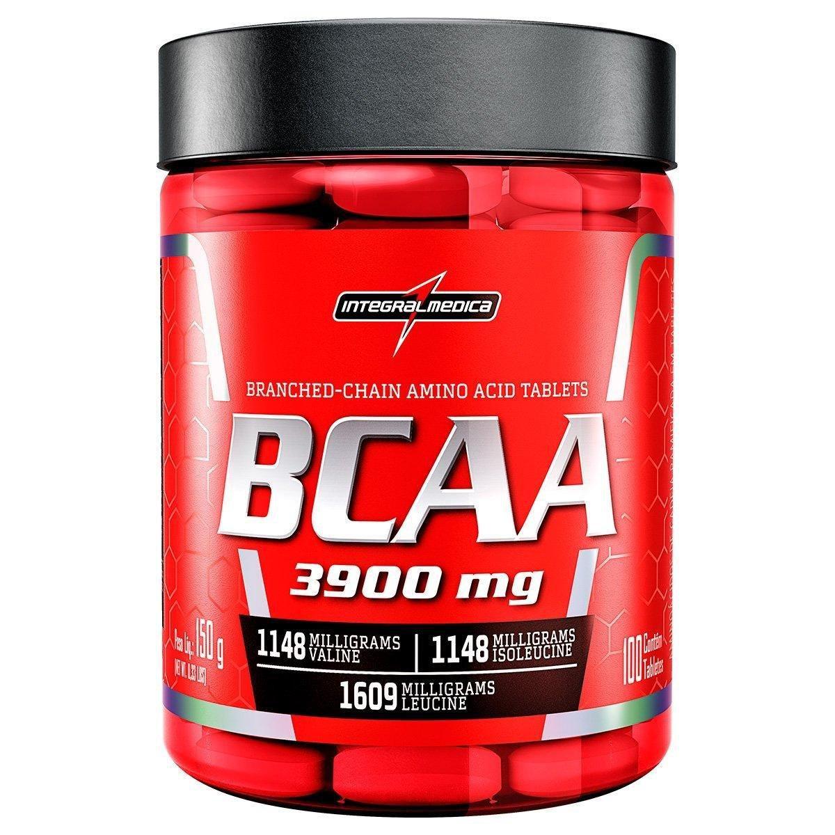 BCAA 3900 100 Tabs - IntegralMédica