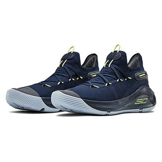 Tênis Under Armour Curry 6 Masculino