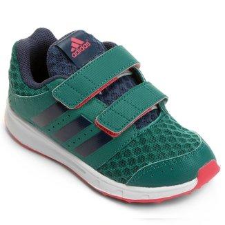 d6d124008a7 Tênis Adidas Lk Sport 2 Cf K Infantil