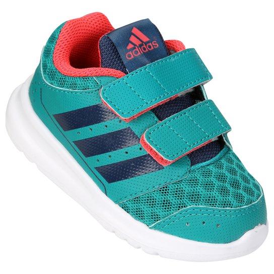 233cbf12129 Tênis Adidas Lk Sport 2 Cf I Text Infantil - Compre Agora