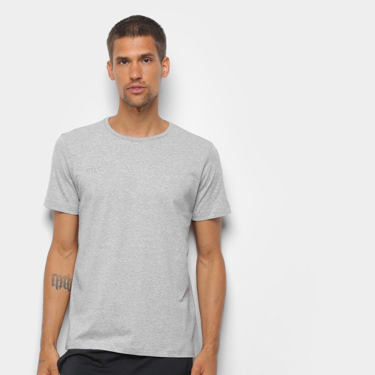 Camiseta Topper Alg Masculina
