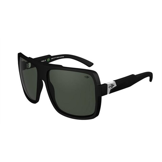 fba2ec245c80d Óculos Sol Mormaii Prainha Ii - 41911771 - Preto Fosco - Compre ...