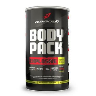 Body Pack Explosive Body Action - 22 Packs