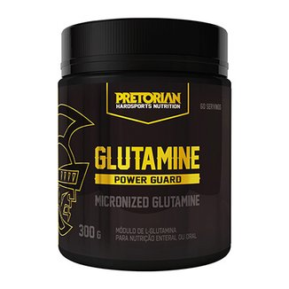 18a2aac6d4 Glutamina Guard 300g Exclusivo - Pretorian