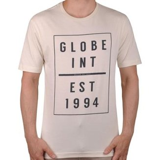 Camiseta Globe Established Masculino