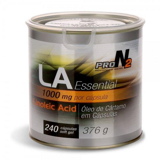 f4579b6f6 Óleo de Cartamo Essential LA - 240 Cápsulas - Pronutrition ProN2 ...
