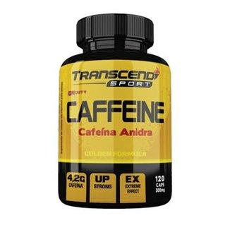 d7bd159cd Caffeine (Cafeína Anidra) - 120 Cápsulas - Katigua Sport
