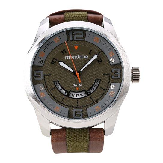 2eb7e83479a Relógio Mondaine Analógico Masculino 94976G0MVNJ1 - Compre Agora ...