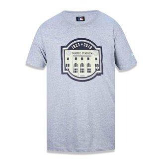 Camiseta New York Yankees MLB New Era Masculina 82a0dbbf903