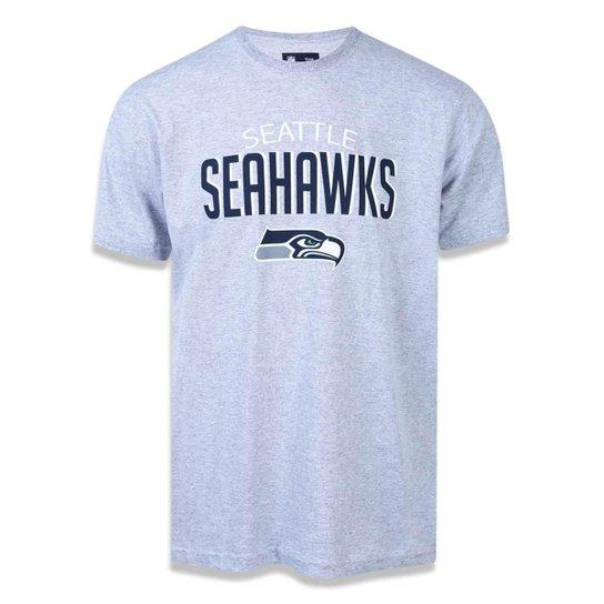 5c82aa17e Camiseta Seattle Seahawks NFL New Era Masculina - Compre Agora ...