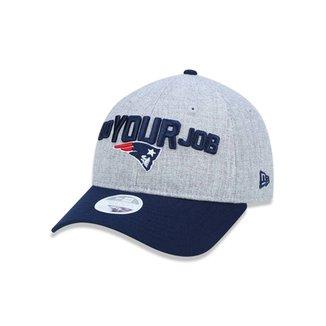 cb53751fe4ee5 Boné 920 New England Patriots NFL Aba Curva New Era