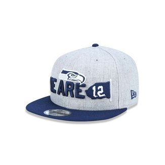 Boné 950 Seattle Seahawks NFL Aba Reta New Era 57302d1a305