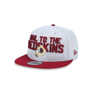 Boné 950 Washington Redskins NFL Aba Reta New Era dc863021006