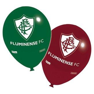 e9fe942a13 Balão de Festas Fluminense 25 Unidades