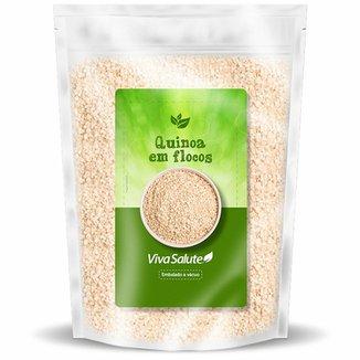 0b31eba0a05 Quinoa em Flocos Viva Salute Embalados a Vácuo - 500 g