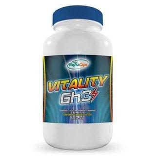 54d690f98e0 Vitality Gh3 - 90 Cápsulas - NutraCaps