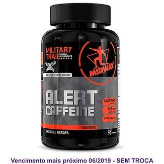 Termogênico Alert Caffeine Military Trail 90 Cáps a07086b49bf3f