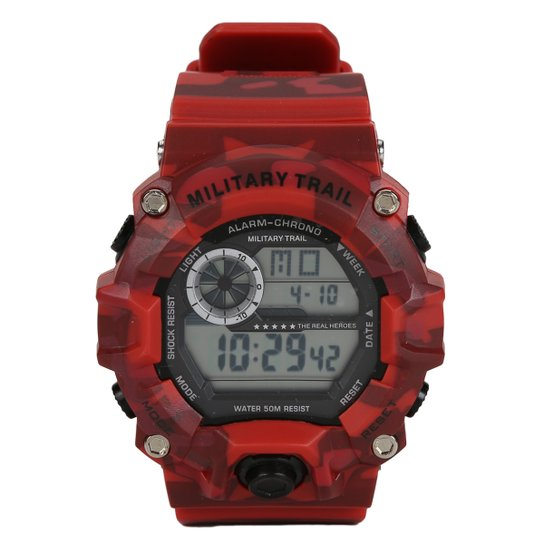 ce85948c741 Relógio Military Trail Midway USA Army - Compre Agora