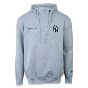 fc55cc98f Moletom Canguru Fechado New York Yankees MLB New Era Masculino