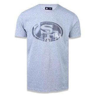 Camiseta San Francisco 49ers NFL New Era Masculina 781ca0effc8