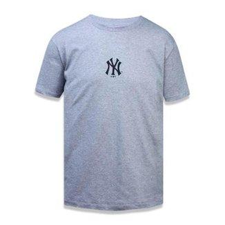 Camiseta New York Yankees MLB New Era Masculina f6c05710a2dde