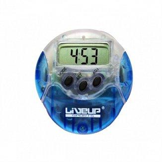 4d6186bf6 Pedômetro Digital - Marcador De Passos - Liveup