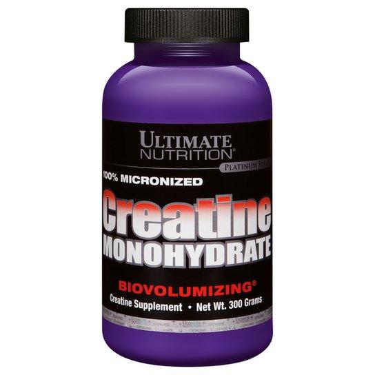 7ebbefb3d Creatina 300 g - Ultimate Nutrition - Sem Sabor - Compre Agora ...