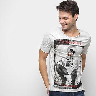 2fcb094af Camiseta Derek Ho I m the Band Masculina