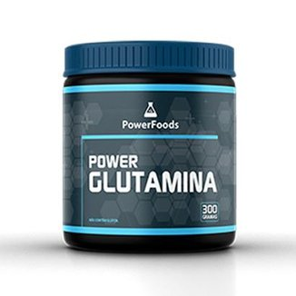 Power Glutamina 300g - PowerFoods
