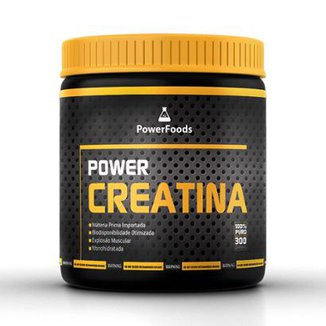 Power Creatina 300g - PowerFoods