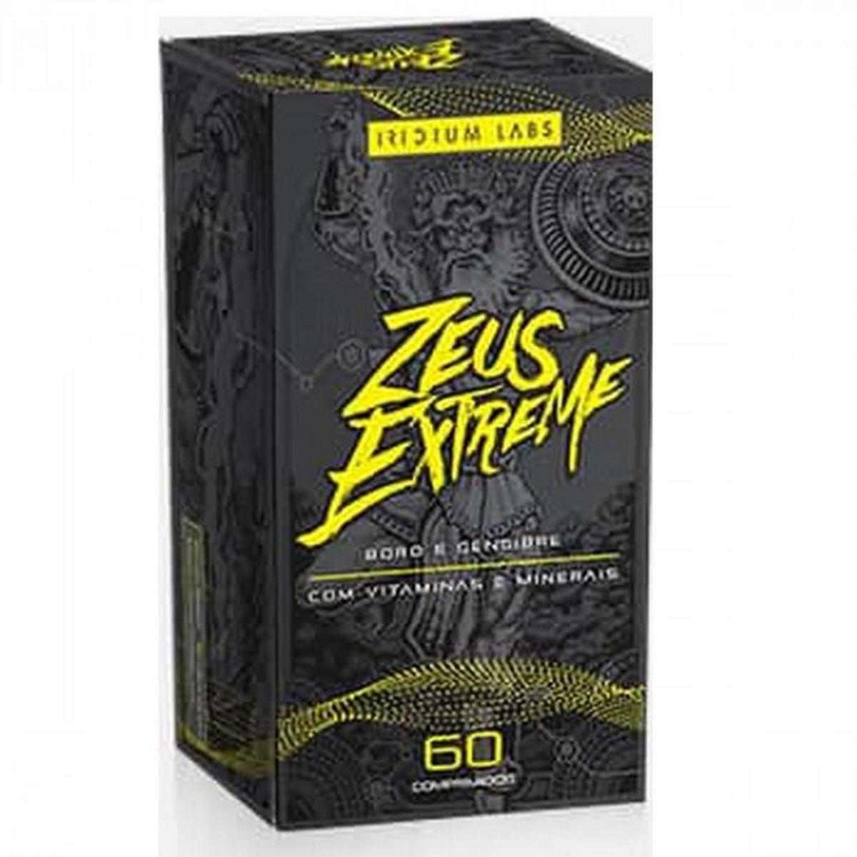 ZMA Zeus Extreme Iridium Labs 60 Tabs